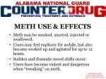 meth use effects