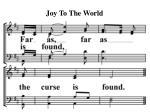 joy to the world11