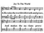 joy to the world12