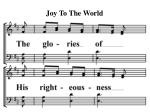 joy to the world13