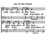 joy to the world14