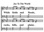 joy to the world5