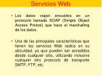 servicios web3