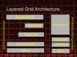 layered grid architecture