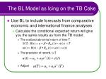 the bl model as icing on the tb cake3