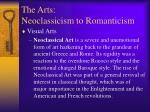 the arts neoclassicism to romanticism4
