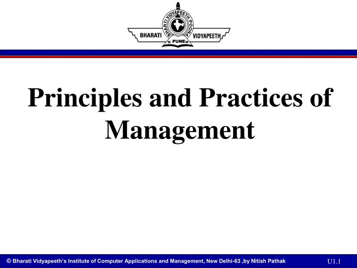 application of category management principles Management principles are the statements of fundamental truth based on logic which provides guidelines for managerial decision making and actions there are 14 principles of management described by henri fayol.