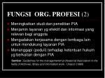 fungsi org p rofesi 2