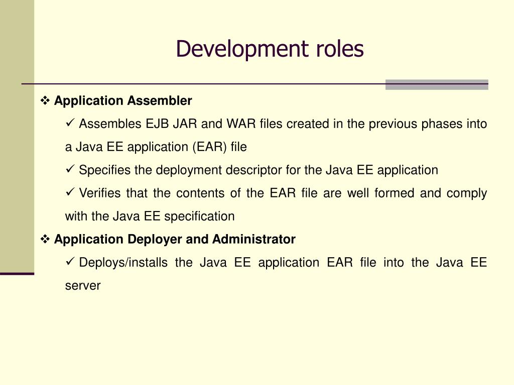 PPT - J2EE/JEE (Java 2 Enterprise Edition) Technology PowerPoint