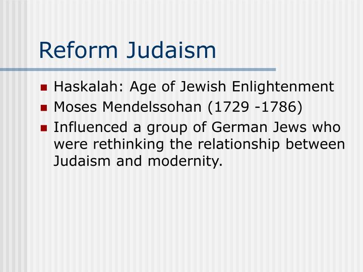 an overview of judaism The texts included in this chapter examine both sides of religious freedom religious liberty in judaism—as well as other traditions—can thus be viewed through two lenses: first, what does the religious tradition, in its diverse voices, say about religious liberty internally.