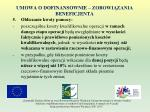 umowa o dofinansownie zobowi zania beneficjenta16