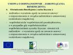 umowa o dofinansownie zobowi zania beneficjenta21