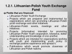1 2 1 lithuanian polish youth exchange fund3
