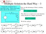 example solution the hard way 3