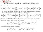 example solution the hard way 4