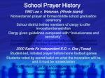 school prayer history1