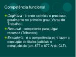 compet ncia funcional1
