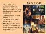 mark s style1