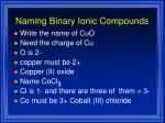 naming binary ionic compounds2
