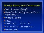 naming binary ionic compounds3