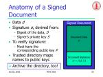 anatomy of a signed document