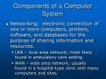 components of a computer system2