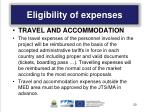 eligibility of expenses4