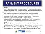 payment procedures2