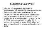 supporting cast prize1