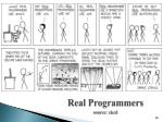 real programmers source xkcd