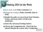 making zen do the work4