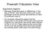 prewrath tribulation view4