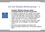 10 om flexibel elf rbrukning 1
