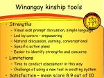 winangay kinship tools