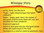 winangay story
