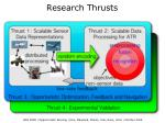 research thrusts