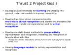 thrust 2 project goals1