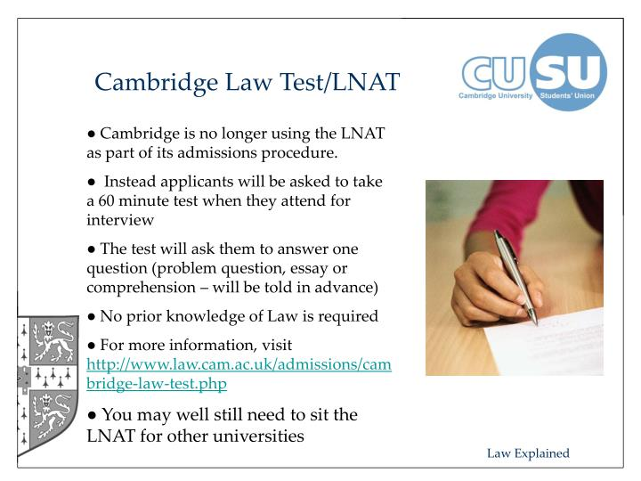 lnat past essay questions The lnat is an online test, taken at an independent test centre which includes a mixture of multiple choice and essay questions.