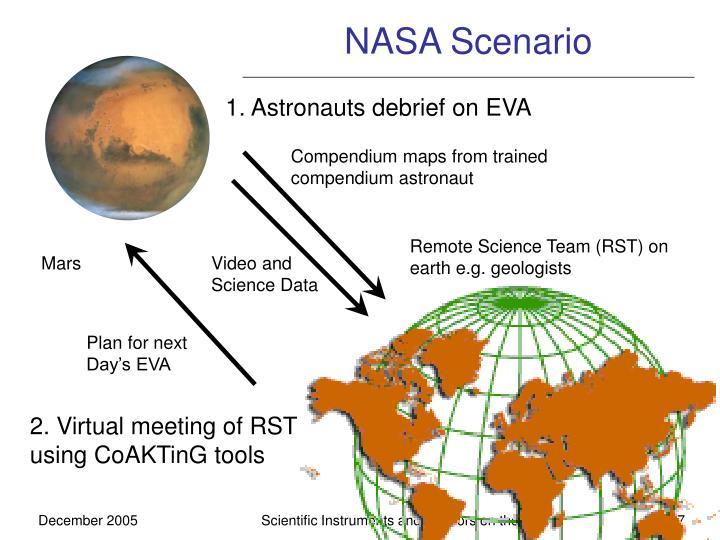 NASA Scenario