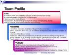 team profile1