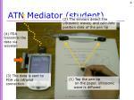 atn mediator student