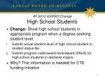 ay 2012 kspsd change high school students1
