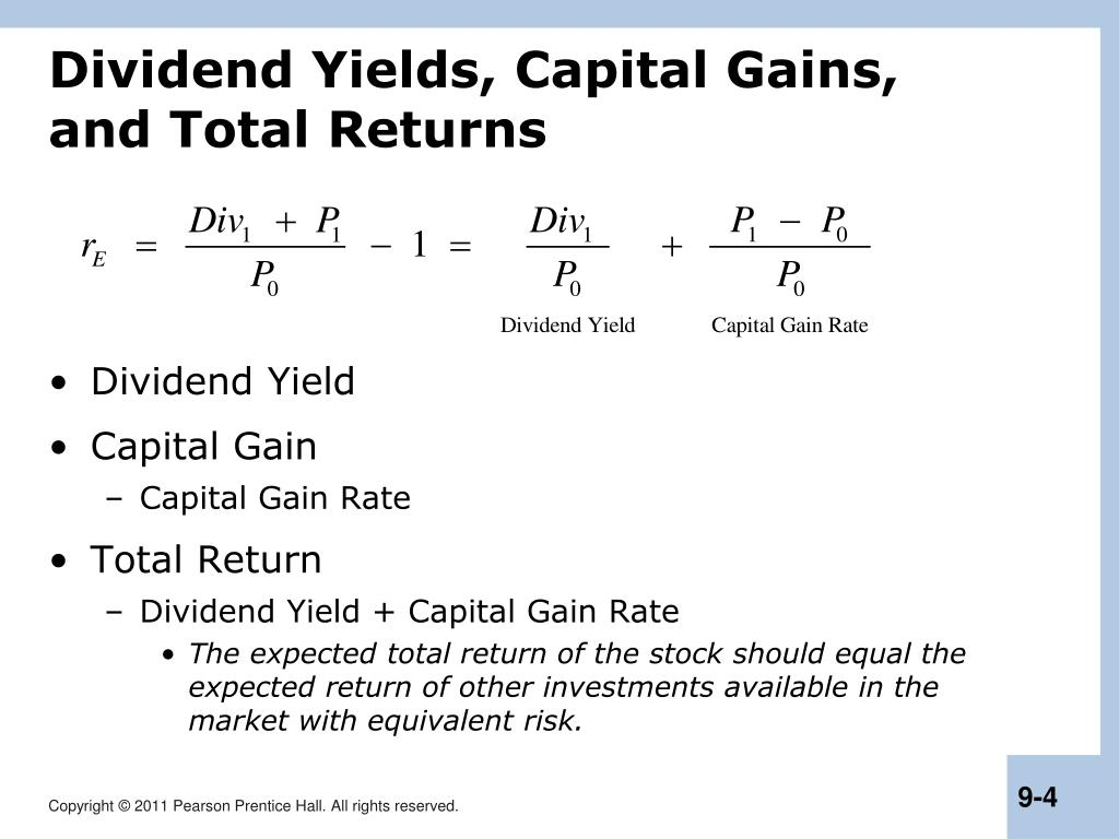 PPT - Week Six: Stock Valuation PowerPoint Presentation - ID