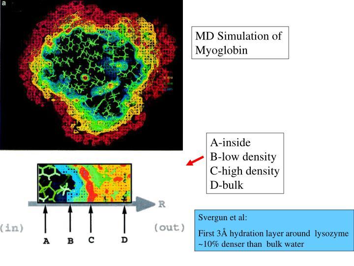 MD Simulation of