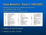 caso benzina euro 3 1400 2000