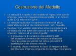 costruzione del modello2