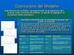 costruzione del modello3