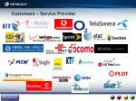 customers service provider