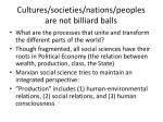 cultures societies nations peoples are not billiard balls