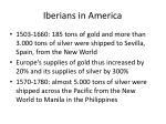iberians in america